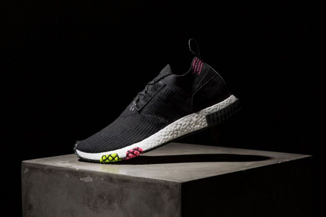 """afbea3262 adidas NMD Racer PK """"Core Black""""    Available Now"""