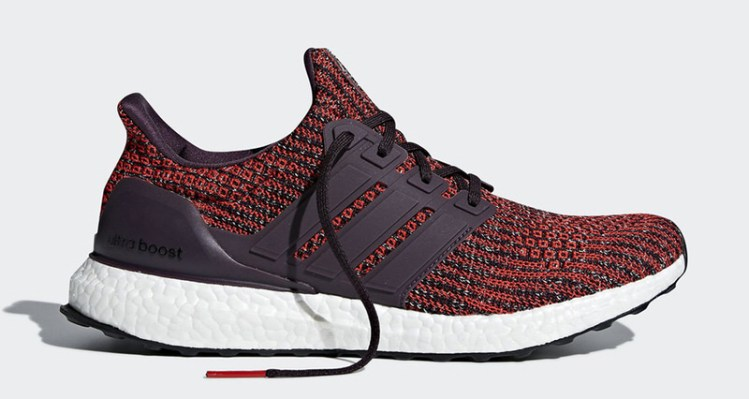 "adidas Ultra Boost 4.0 ""Burgundy"""
