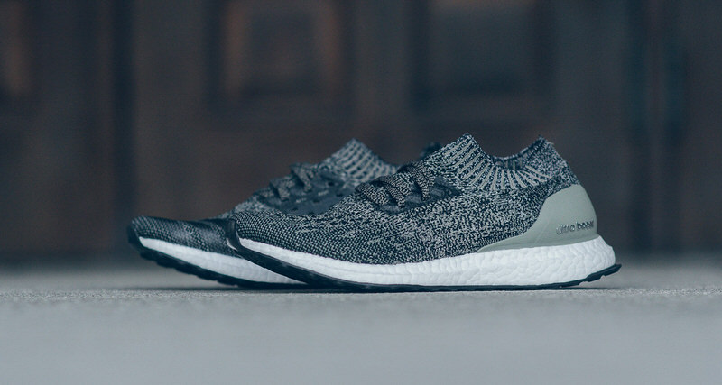 check out dcf7f e16de adidas Ultra Boost Uncaged Green/White Available Now | Nice ...