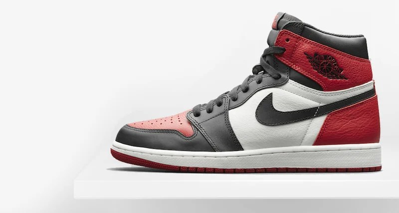 "4507272f1a8 Air Jordan 1 ""Bred Toe"" Takes Flight This Weekend"