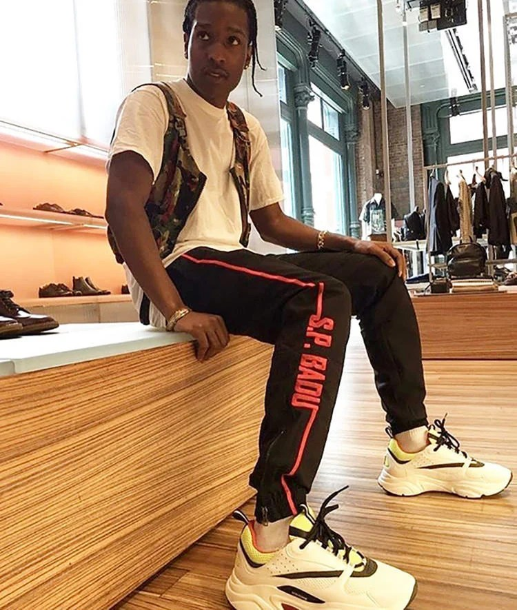 A Closer Look at the A$AP Rocky x Under Armour Partnership