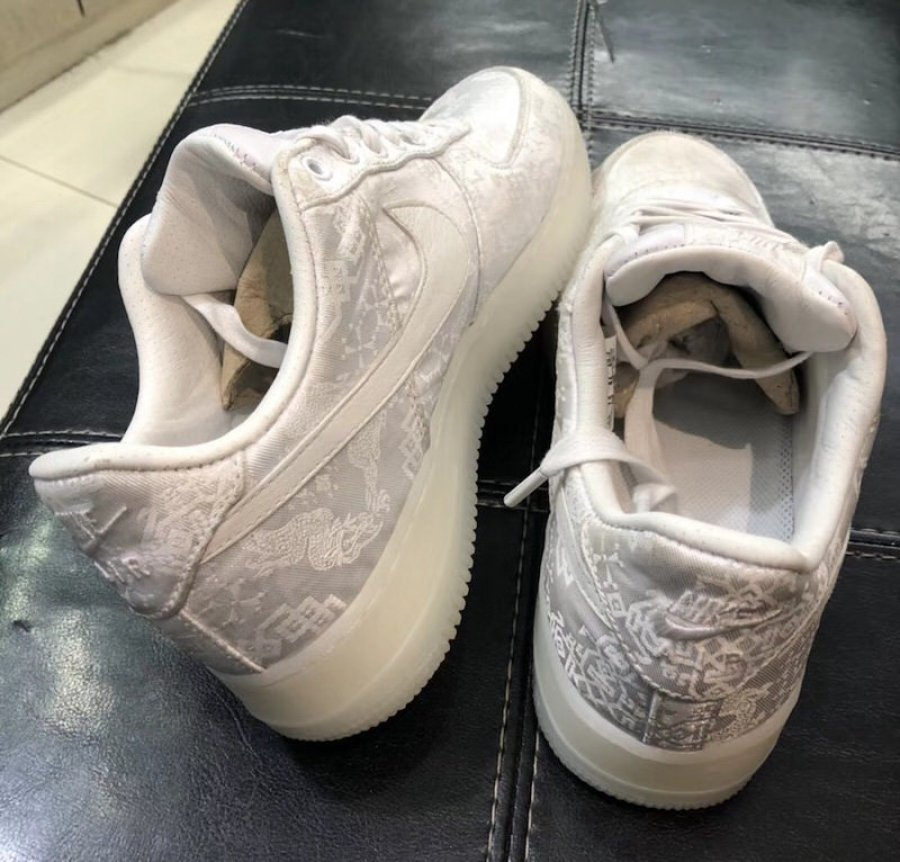 "CLOT x Nike Air Force 1 Low ""1WORLD"""