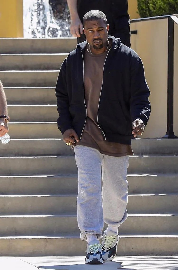 A History of Kanye Wearing Yeezys   Nice Kicks