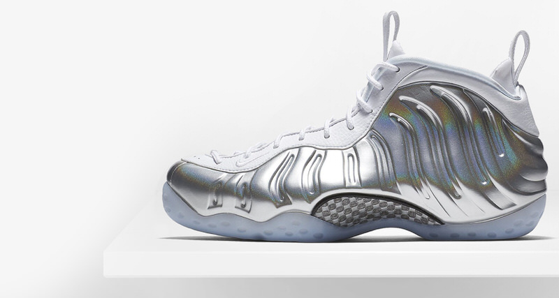 new product 2a62b 4cea9 ... canada nike wmns air foamposite one chrome release date nice kicks  7c623 de333