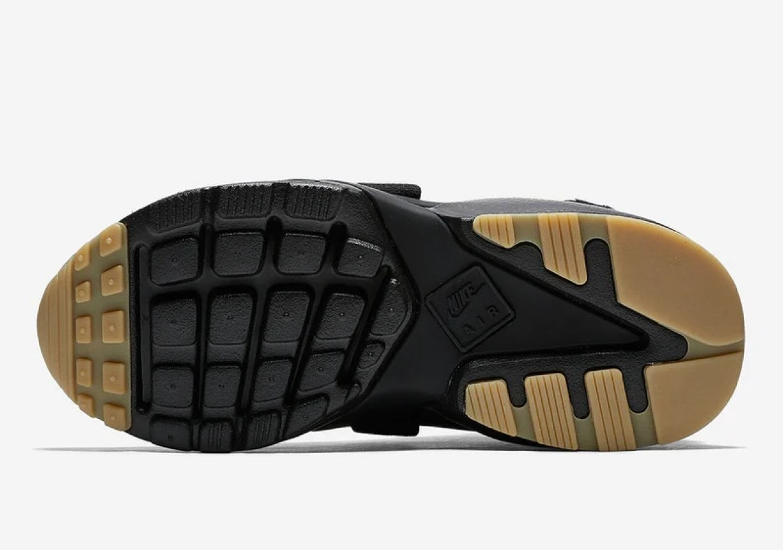 Nike Air Huarache City Black/Gum