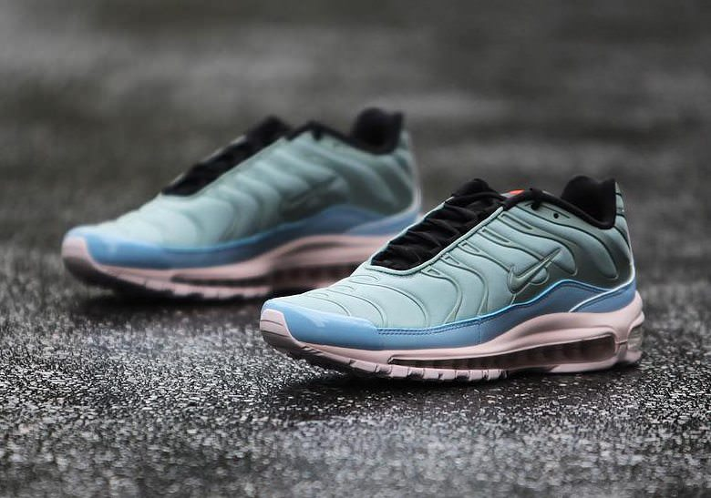 Nike Air Max 97 Plus Teal/University Blue