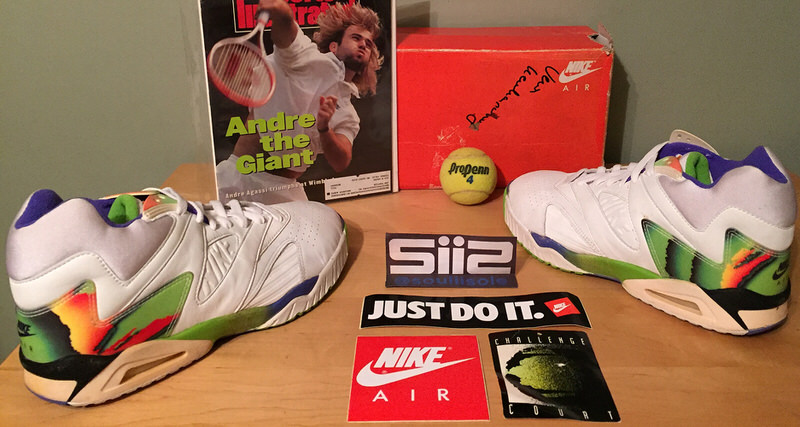 385d5691a51548 Nike Air Tech Challenge IV Low    Throwback Thursday