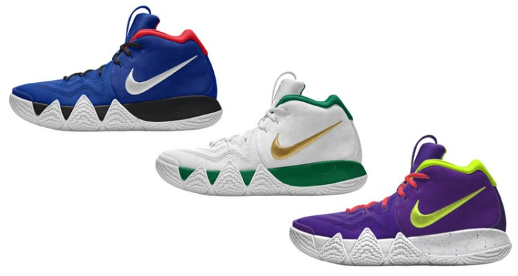 5477c48dc1b0 Nike Kyrie 4 Launches on NIKEiD