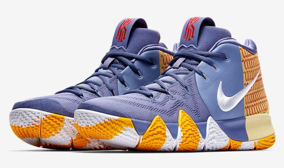 """Nike Kyrie 4 """"London"""" PE"""