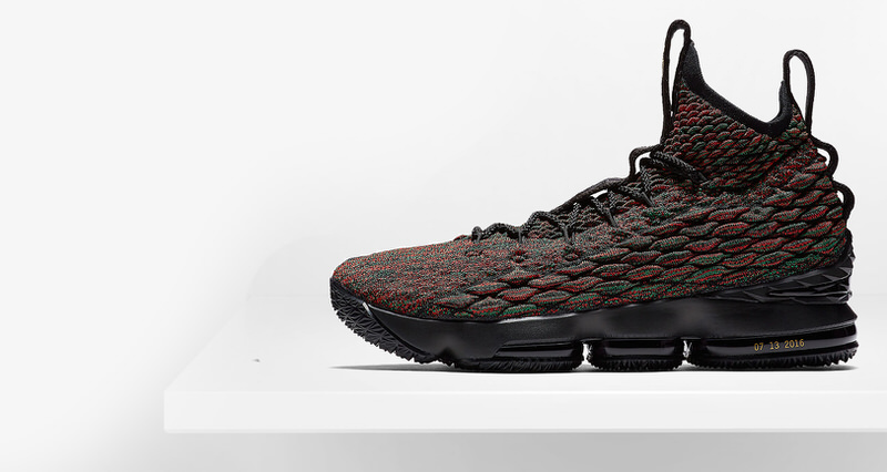 "new concept b9903 30ebb Nike LeBron 15 ""BHM""    Release Date"