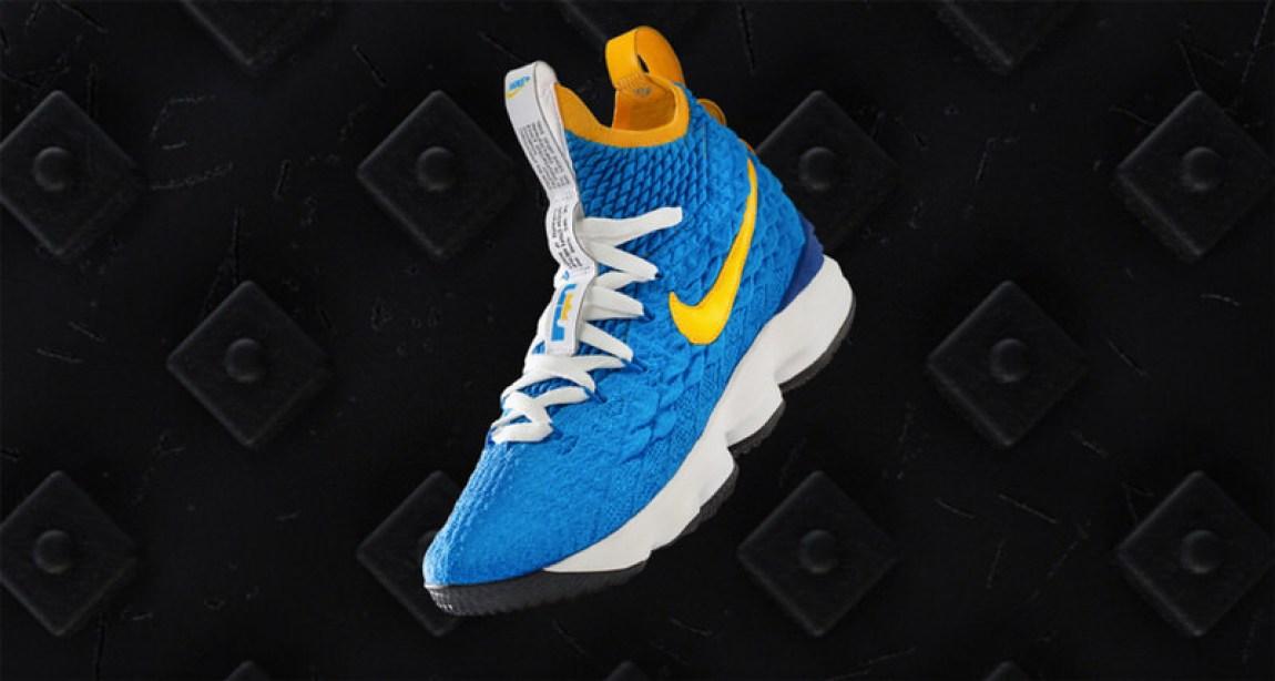 """Nike LeBron 15 """"Waffle"""""""