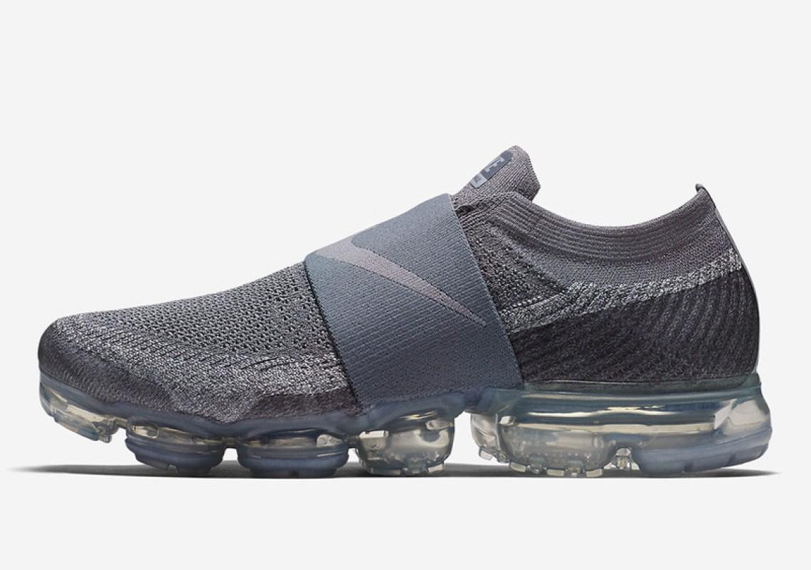 "Nike Air VaporMax Moc ""Cool Grey"""