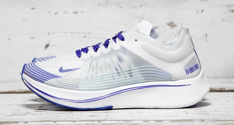 "Nike Zoom Fly SP ""Royal"""