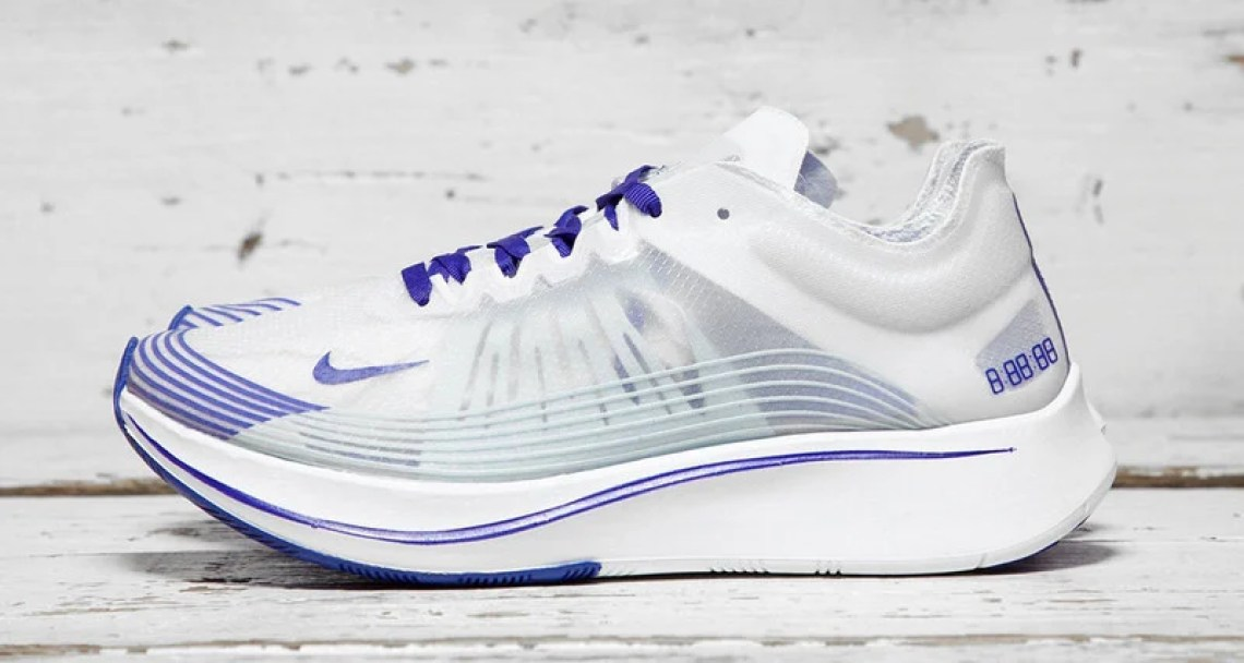 """Nike Zoom Fly SP """"Royal"""""""