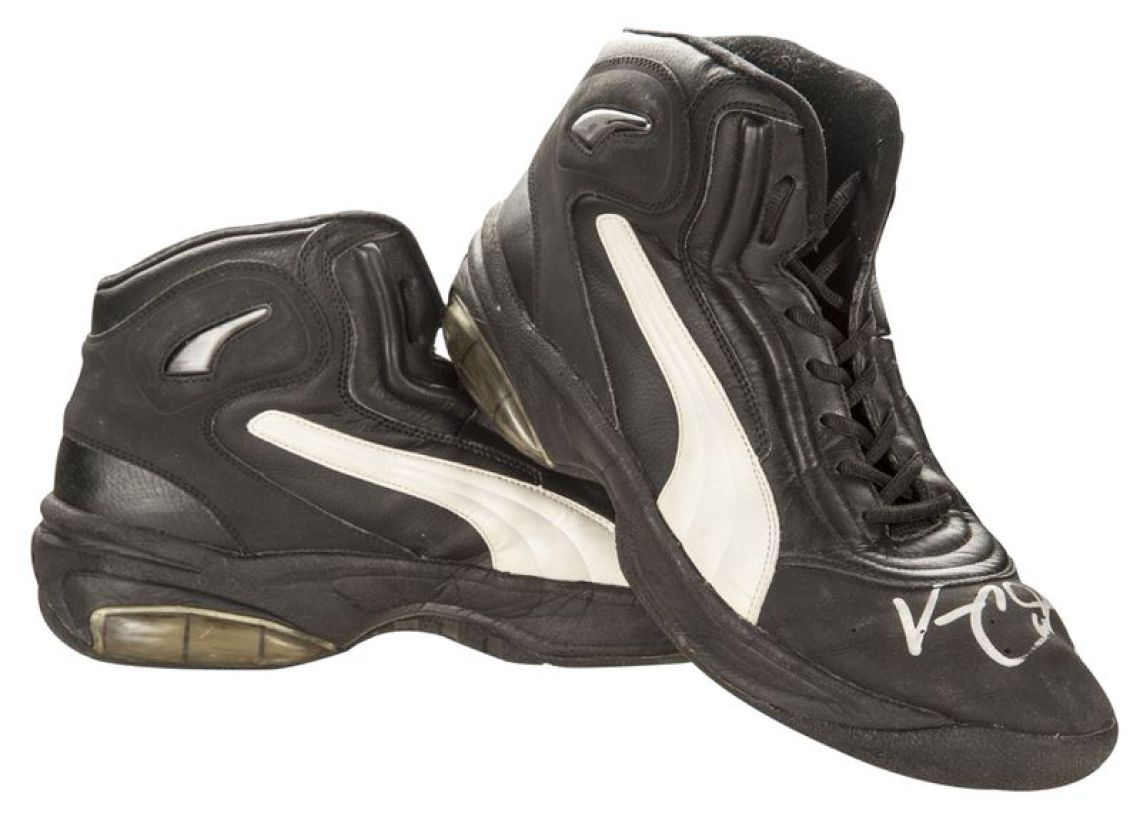 dcea71cc39c3b4 PUMA Vinsanity Black White (via Goldin Auctions)