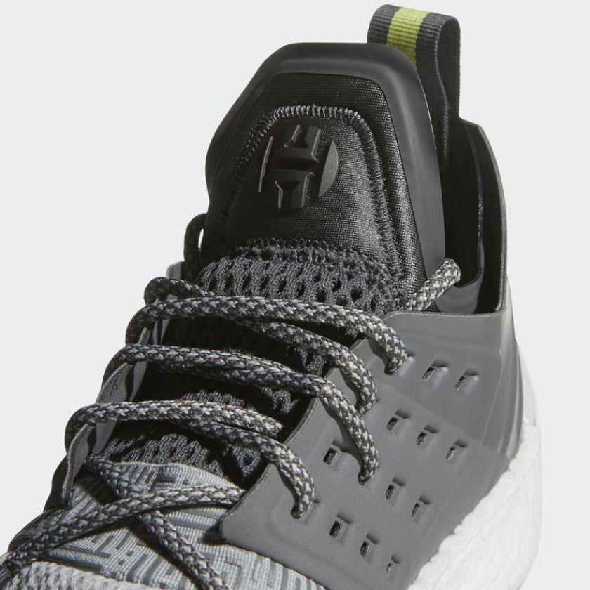 "adidas Harden Vol 2. ""Concrete"""