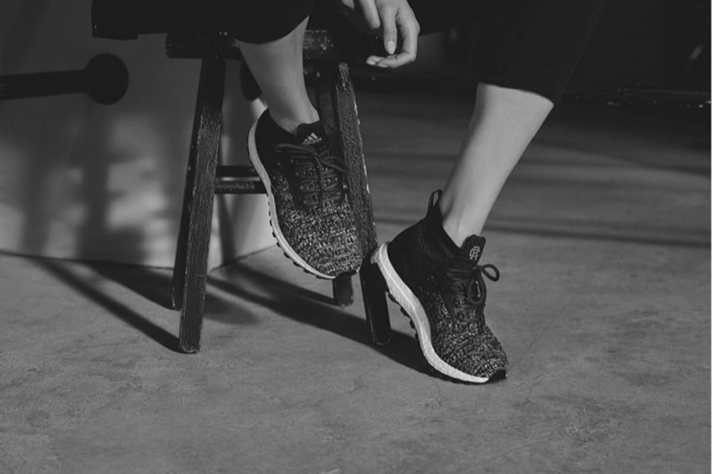 low priced 40cef dd0ec Reigning Champ x adidas Ultra Boost Mid ATR Available Now ...
