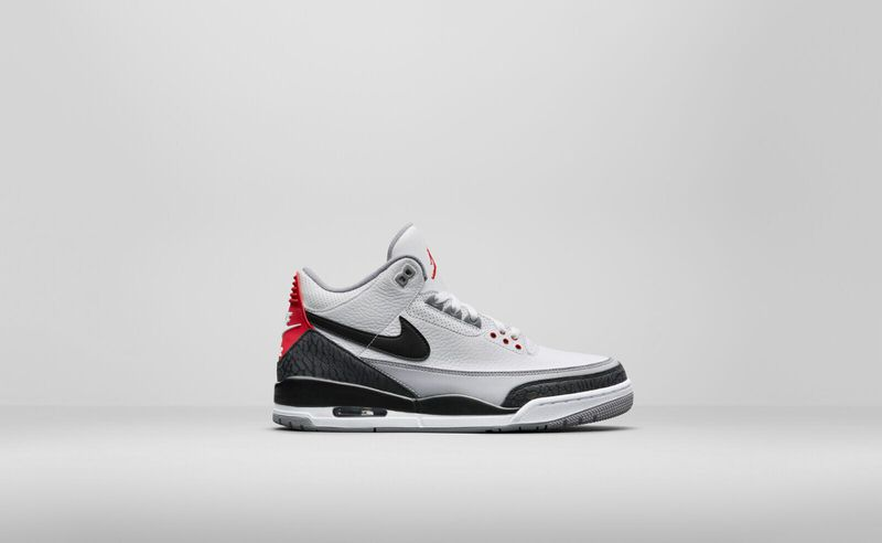 "Air Jordan 3 ""Tinker Hatfield"""