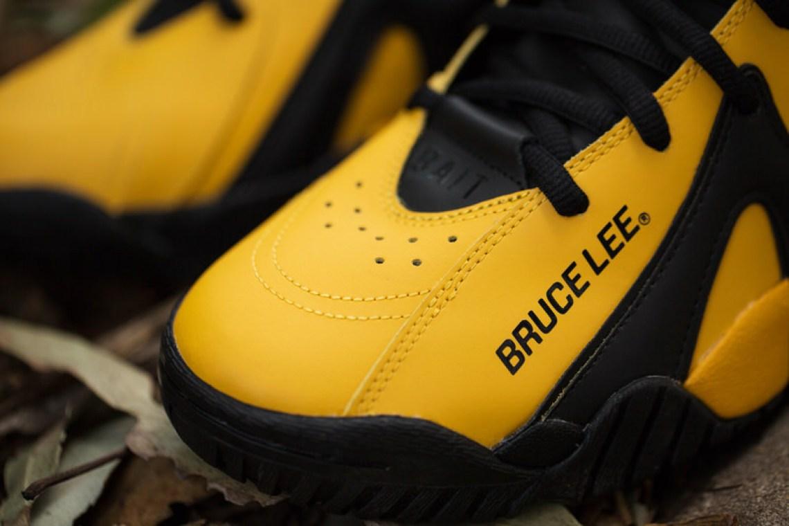 18e5361a3e7 BAIT x Bruce Lee x Reebok Kamikaze II    Available Now