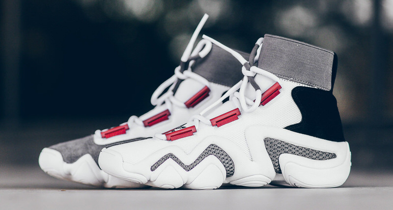 """new style 6e9c8 a59f9 adidas Consortium Crazy 8 AD """"Core Red""""  Available Now"""