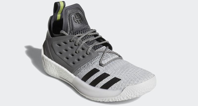 """adidas Harden Vol. 2 """"Concrete""""    Release Date a7bc05d0c8c5"""