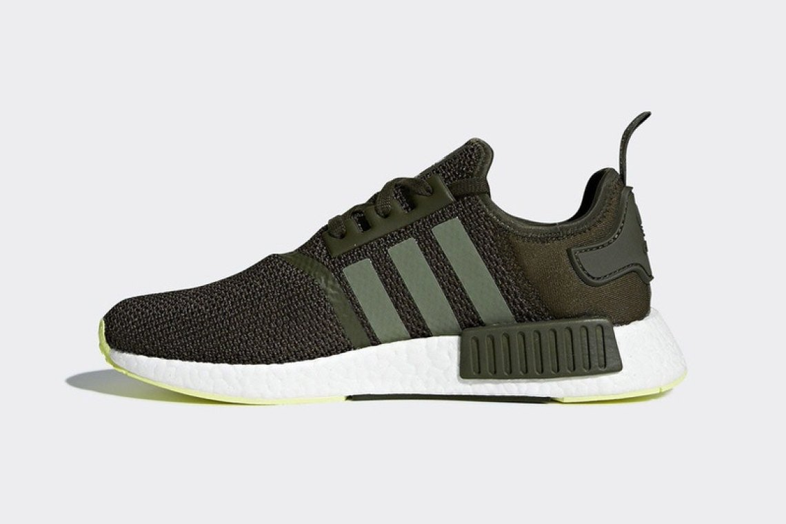 "adidas NMD R1 ""Night Cargo"""