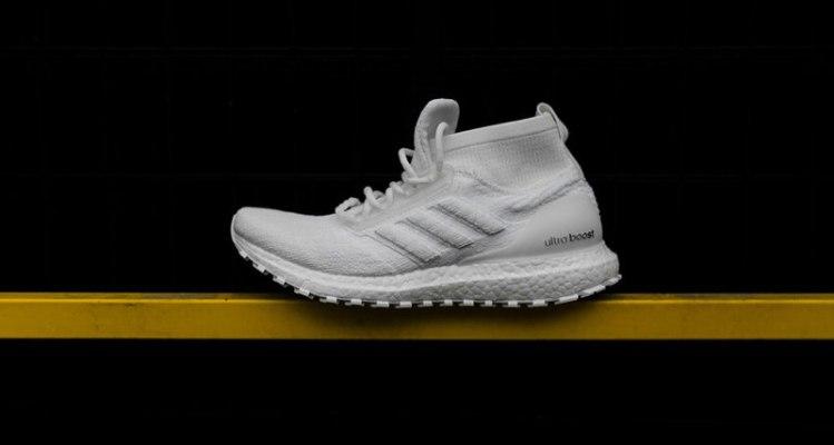 "adidas Ultra Boost Mid ATR ""Triple White"""