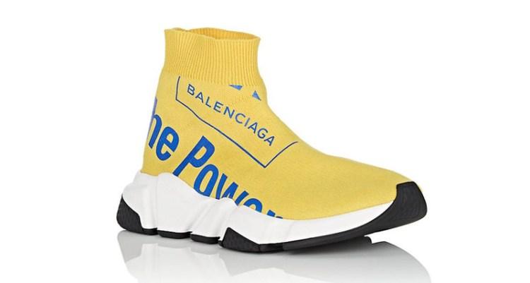 "Balenciaga Speed Trainer ""The Power of Dreams"""