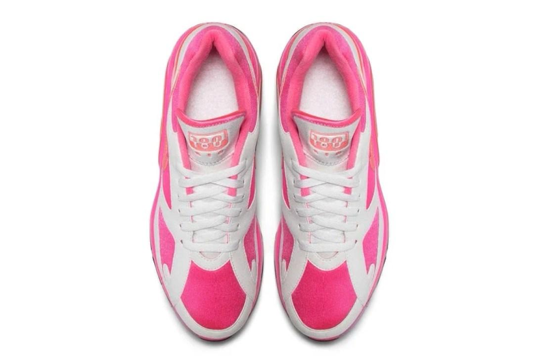 COMME des GARÇONS HOMME Plus x Nike Air Max 180