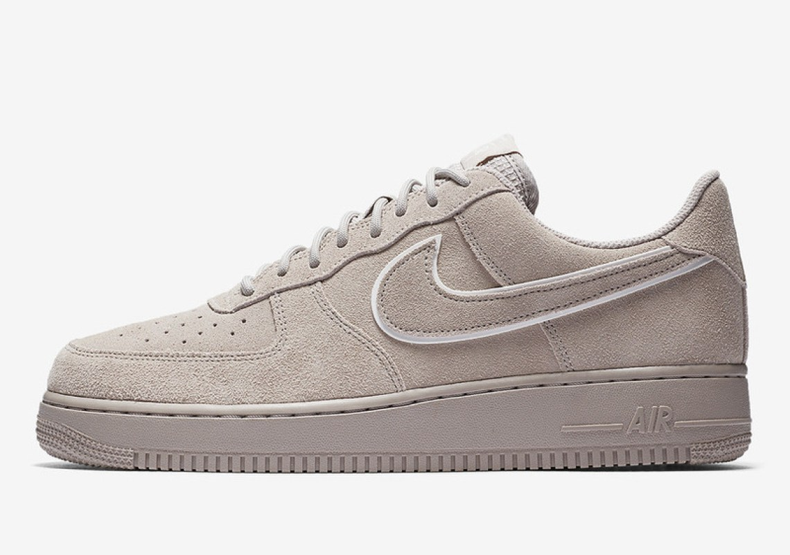 nike air force 1 low suede pack spring 2018 nice kicks. Black Bedroom Furniture Sets. Home Design Ideas