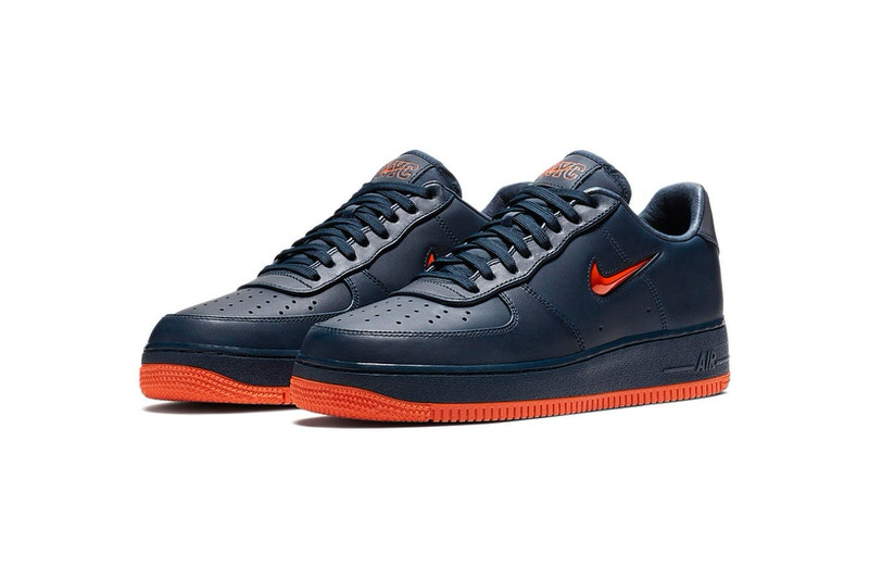 Nike Air Force 1 Nyc Pieds Meilleurs