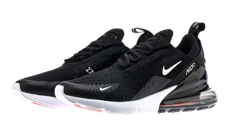 Nike Air Max 270 Black/White