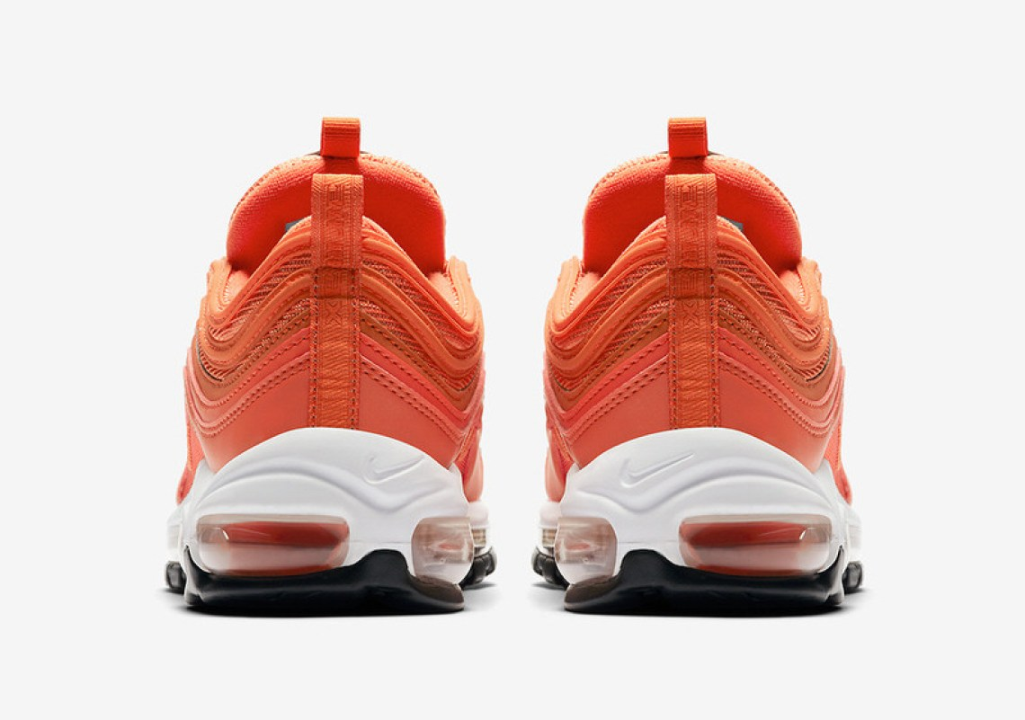 "Nike Air Max 97 ""Safety Orange"""