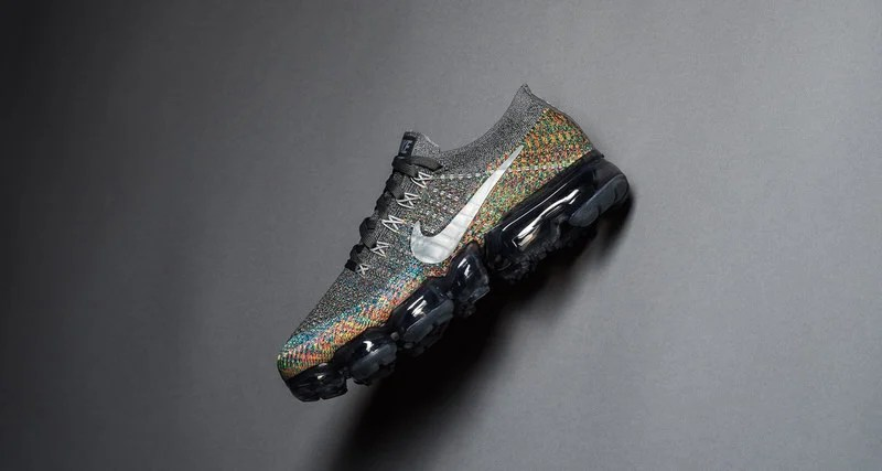 "e78e7ee02122 This Nike Air VaporMax ""Kaleidoscope"" for the Ladies Just Released"