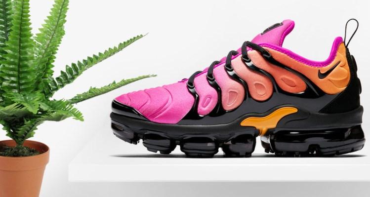 "377197cc4b1 Nike Air VaporMax Plus ""Sherbet""    First Look"