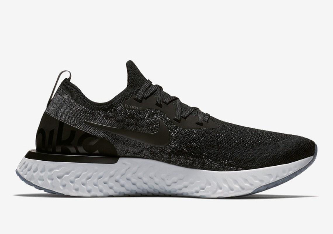 Nike Epic React Black/White