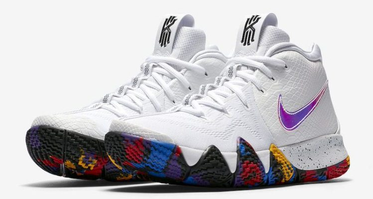 """Nike Kyrie 4 """"March Madness"""""""