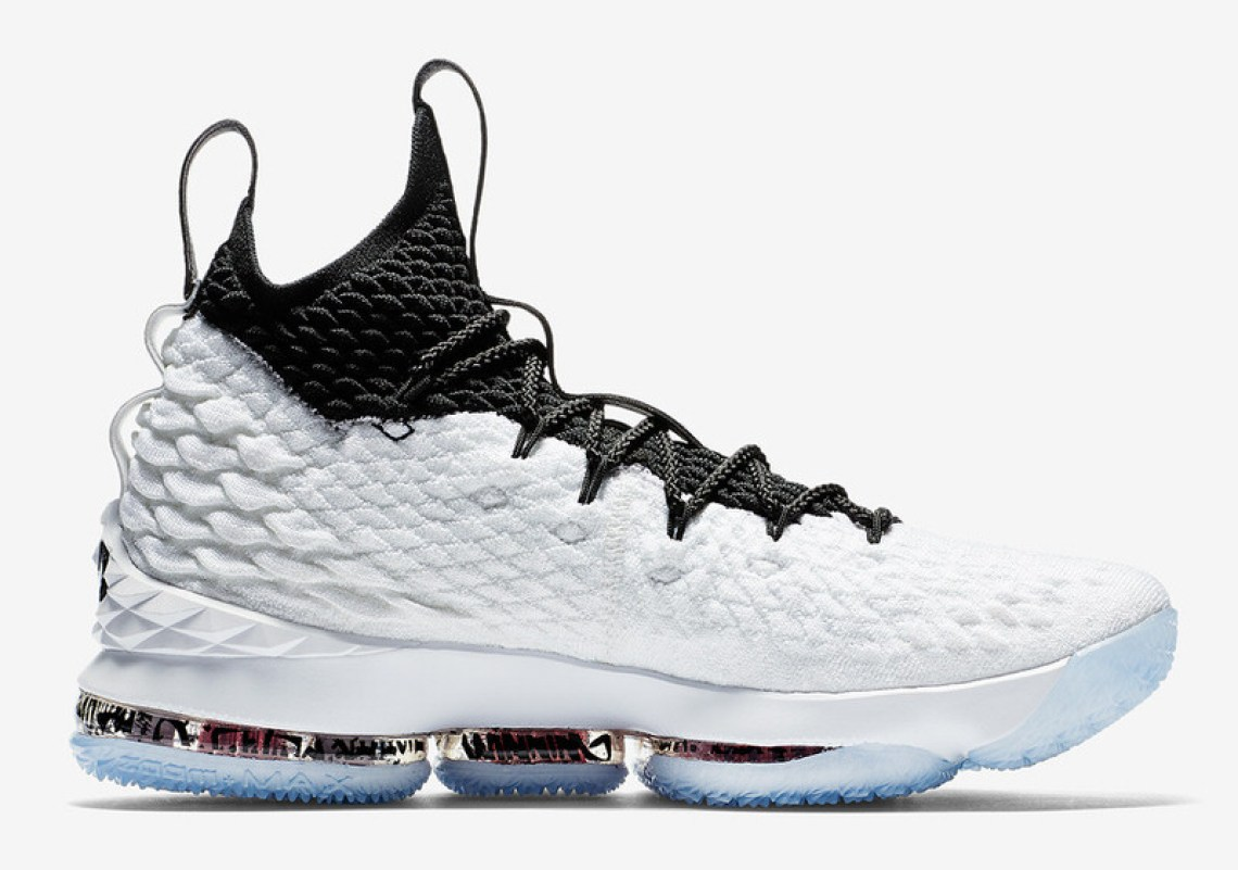 "designer fashion 55eac c4934 Nike LeBron 15 ""Graffiti"" ..."