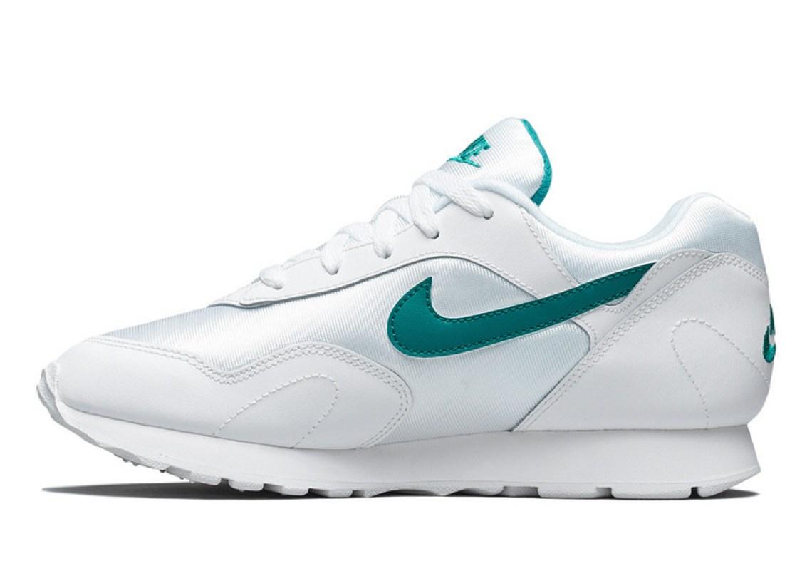Nike Outburst