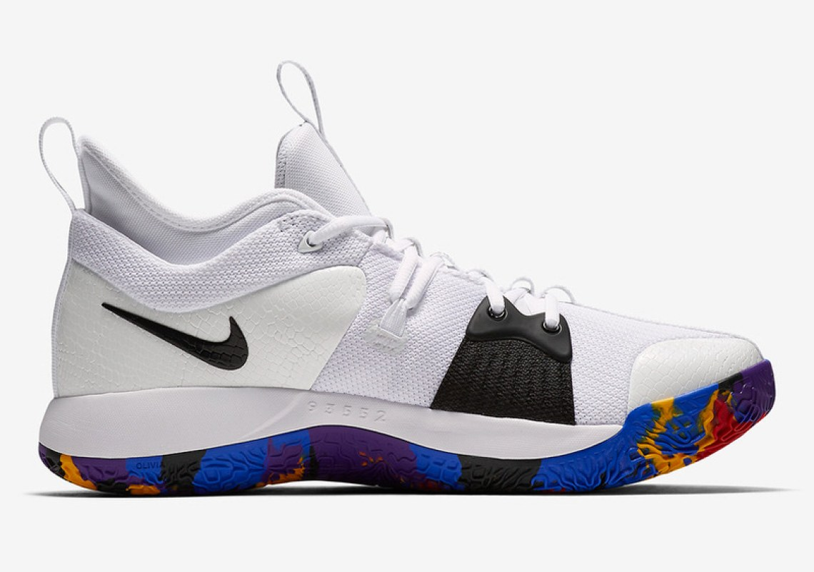 "Nike PG2 ""March Madness"""