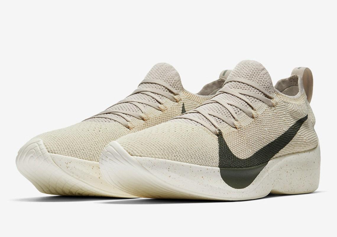 7e5c907395 Nike Vapor Street Flyknit Off-White/Olive | Nice Kicks