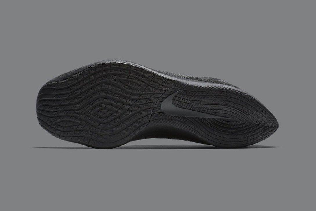 """Nike Vapor Street Flyknit """"Triple Black"""""""