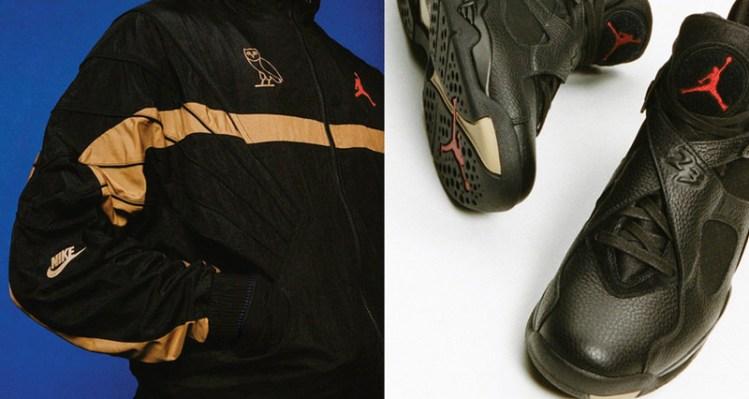 OVO x Air Jordan 8 8d4f671f6