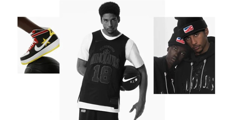 """RT x Nike """"Victorious Minotaurs"""" Collection"""