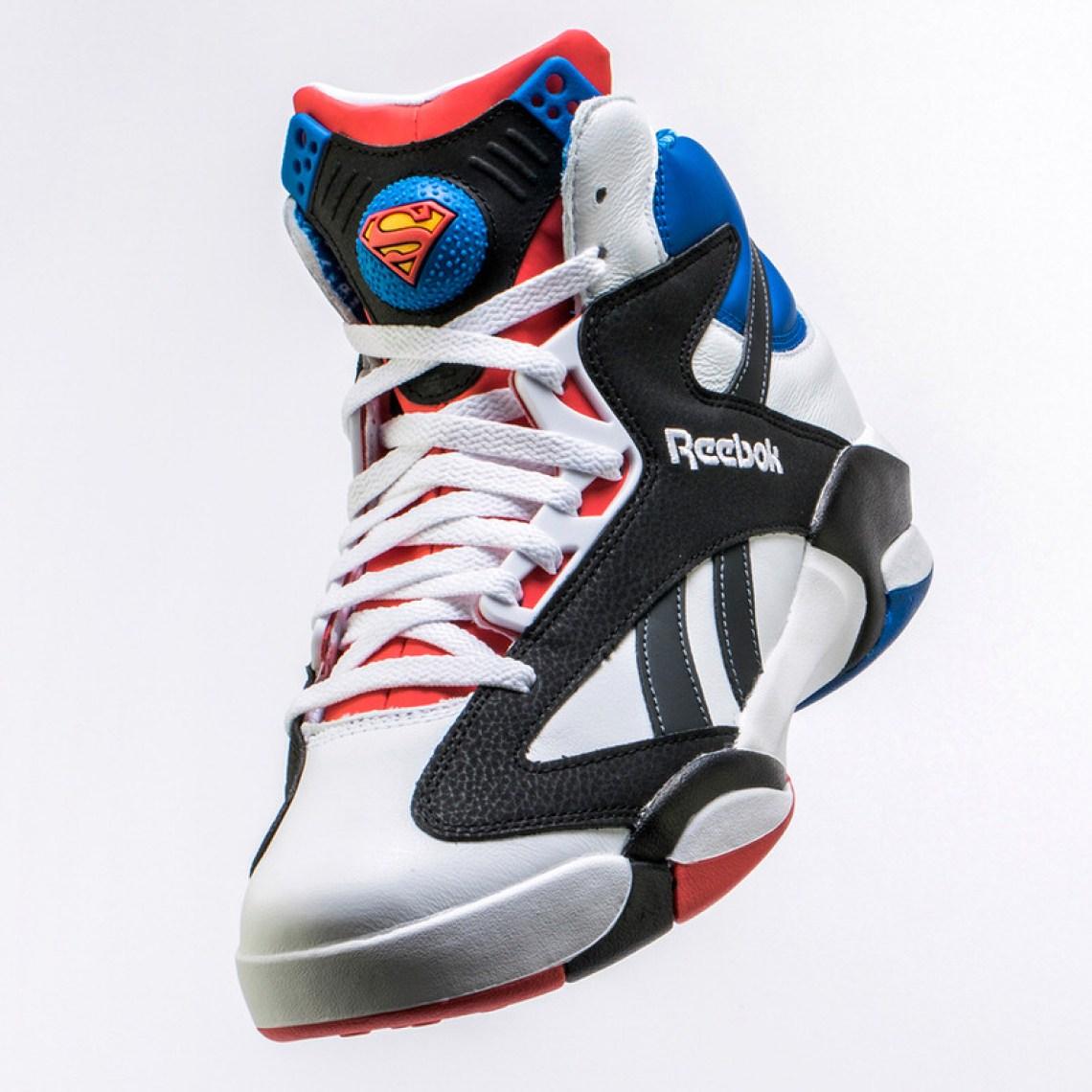 """Shoe Palace x Reebok Shaq Attaq """"Superman"""""""