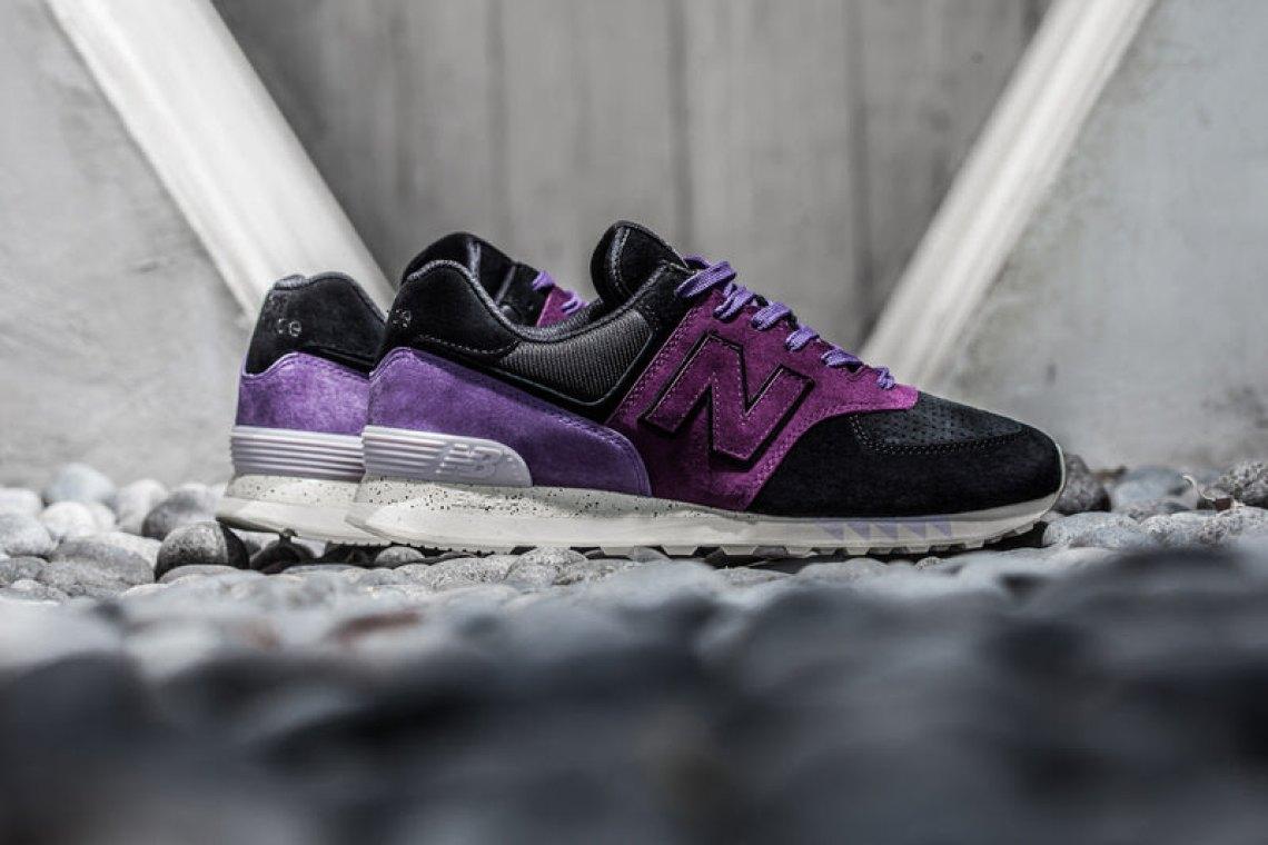 Sneaker Freaker x New Balance 574