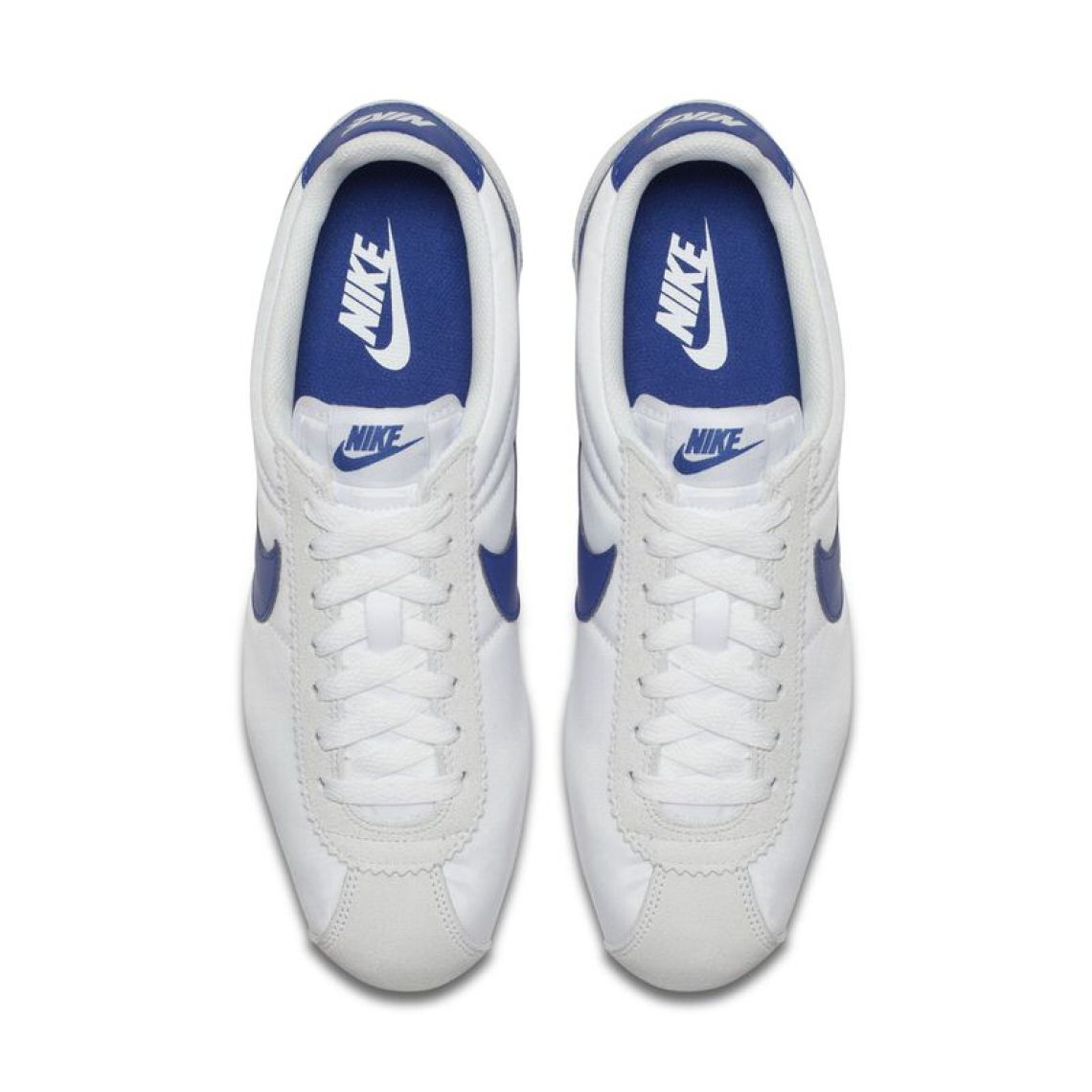 Nike Classic Cortez White/Gym Blue