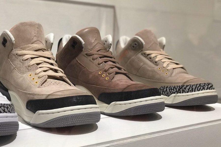 91a7f0ad656f6f Air Jordan 3 JTH