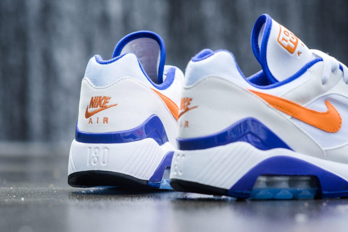 "afa2ce3cc8 Nike Air Max 180 ""Bright Ceramic"" // Another Look | Nice Kicks"