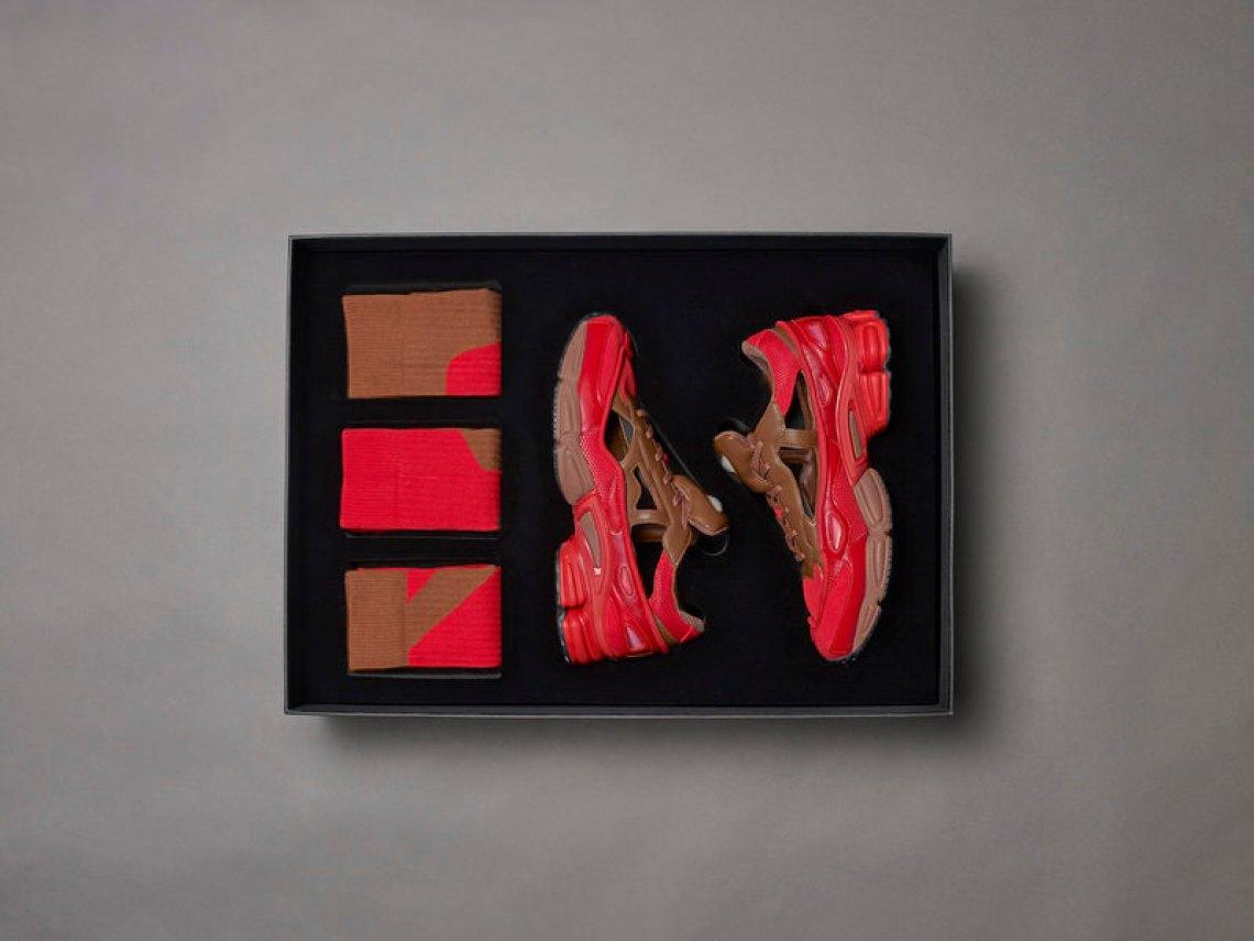 "Raf Simons x adidas ""RS Replicant Ozweego"" Pack"